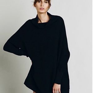 Free People Ottoman Cowlneck Sweater